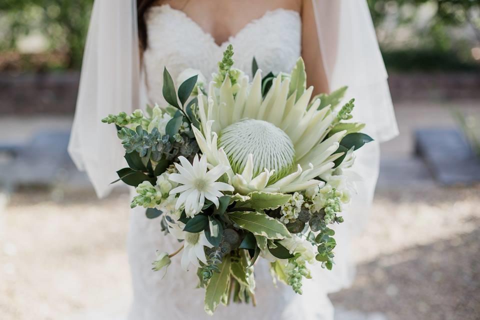 Tendințele 2018 în aranjamentele florale pentru nunți